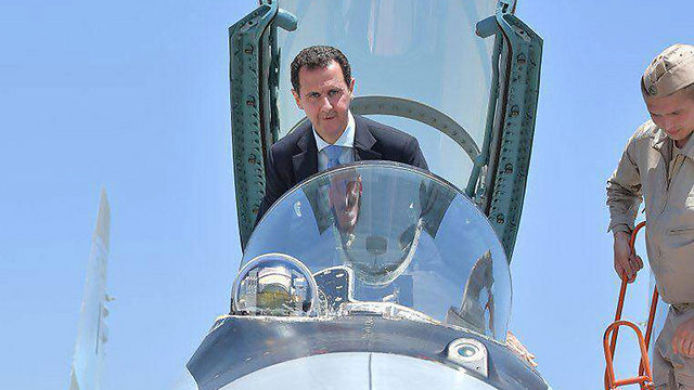 Syrian president Bashar Assad. For the first time, Iran is directly recruiting Syrian citizens (Photo: AFP)