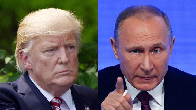 טראמפ ופוטין (צילום: רויטרס, MCT)