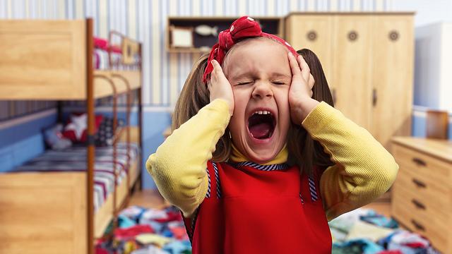 ילד שמכתיב את ההתנהלות בבית מקבל תחושת כוח (צילום: shutterstock) (צילום: shutterstock)