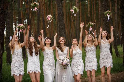 פתאום כולן מתחתנות (צילום: Shutterstock)