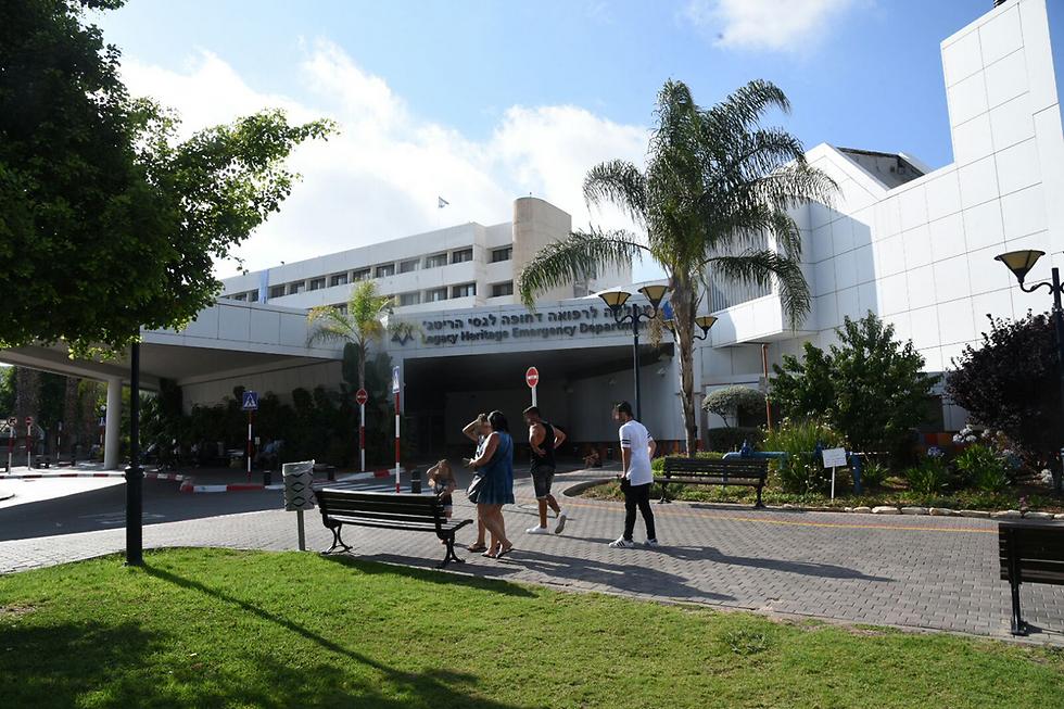 """המרכז הרפואי לגליל בנהריה: """"ניהול הוא לא הבעיה כאן"""" (צילום: אביהו שפירא) (צילום: אביהו שפירא)"""