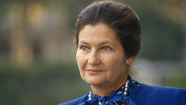 Simone Veil (Photo: MCT)