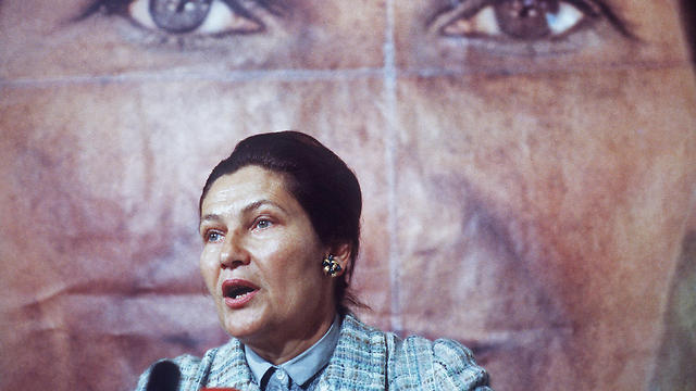 Simone Veil had long been considered one of France's most popular and trusted public figures (Photo: AFP)