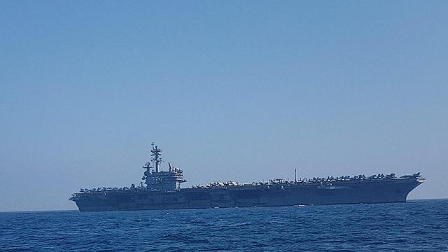 (צילום: מומי גבאי נמל חיפה)