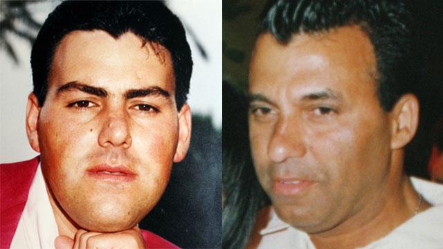 יחזקאל רמזרקר ודוד רבינוביץ', שנרצחו בבקעה  (צילום: אבי מועלם, גיל נחושתן) (צילום: אבי מועלם, גיל נחושתן)