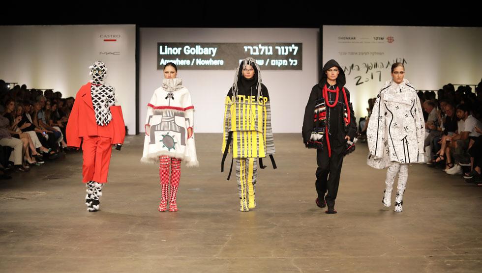 שאלות של זהות והקשר בין הלוקאלי לגלובאלי. לינור גולברי (צילום: רפי דלויה)