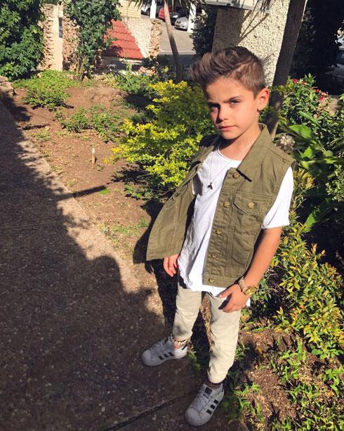Ор Ади, 7 лет. Фото: Рахель Ади