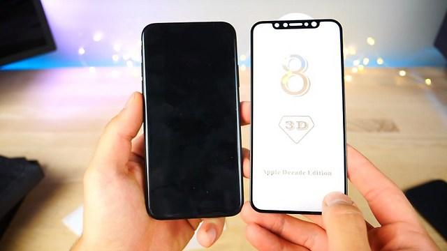 גם זה אייפון 8 (צילום: EverythingApplePro)