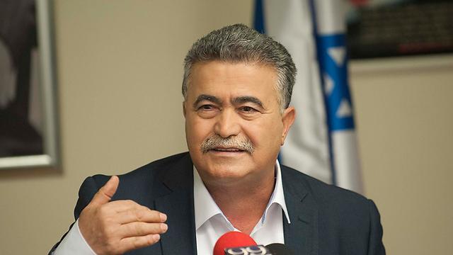 עמיר פרץ (צילום: יואב דודקביץ)
