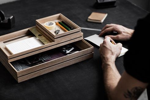 את הקופסאות שמוצעות בגדלים שונים אפשר לחבר לסט פתוח או סגור (עיצוב: moebe)