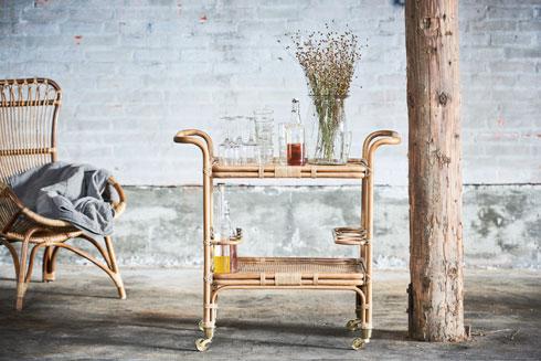 כל הרהיטים של החברה מיוצרים בעבודת יד באינדונזיה (עיצוב: sika)