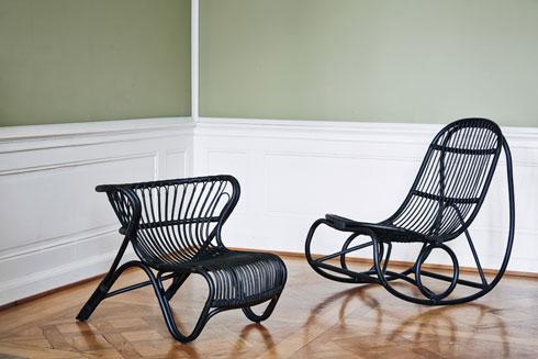 כסאות ראטן לא רק כריהוט גן (עיצוב: sika)