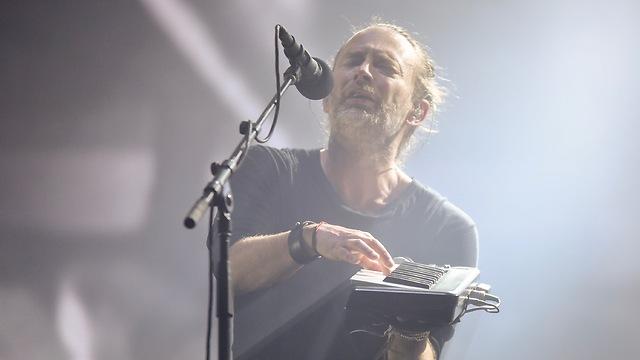 Radiohead frontman Thom Yorke (Photo: Lior Kater)