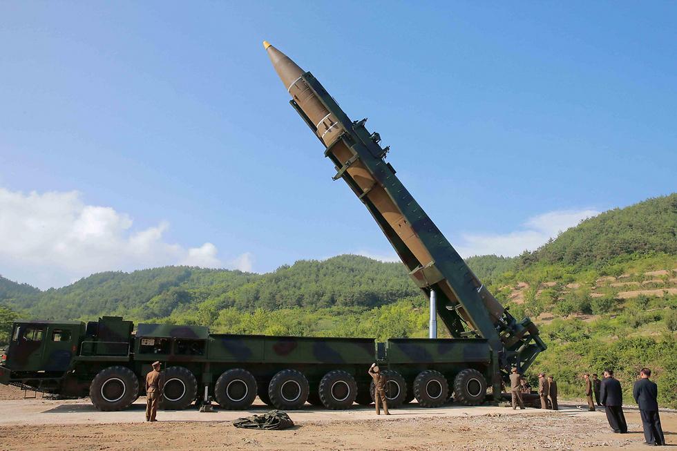 התחמשות בצפון קוריאה (צילום: רויטרס) (צילום: רויטרס)
