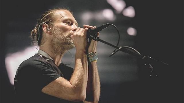 Thom Yorke (Photo: Lior Keter)