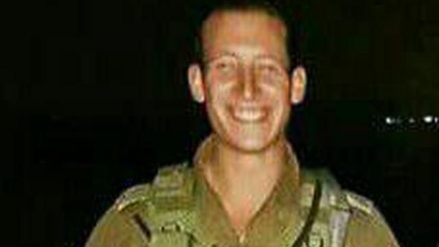 גולובנציץ בעת שירותו הצבאי  ()