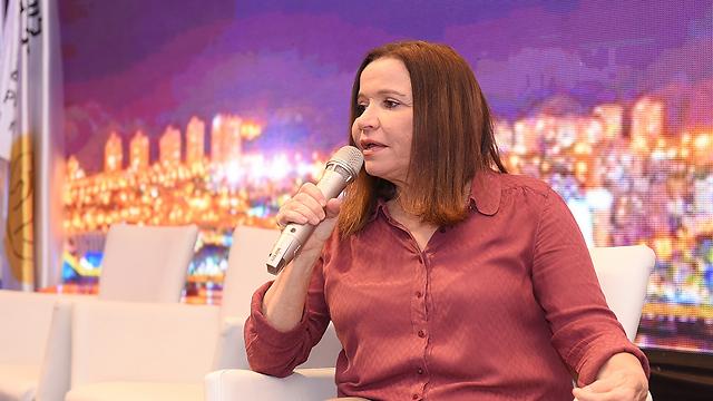 Shelly Yachimovich (Photo: Chaim David)
