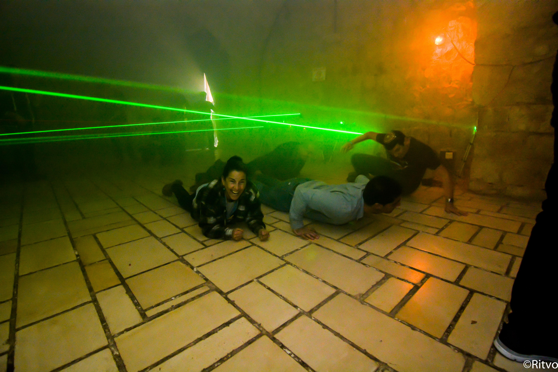 שכחו מחדרי בריחה: מבצר הבריחה ביחיעם (צילום: אוצרות הגליל)