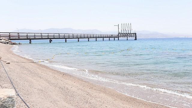 """חוף קצא""""א: פתוח לציבור ()"""