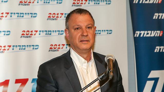 Erel Margalit (Photo: Yariv Katz)