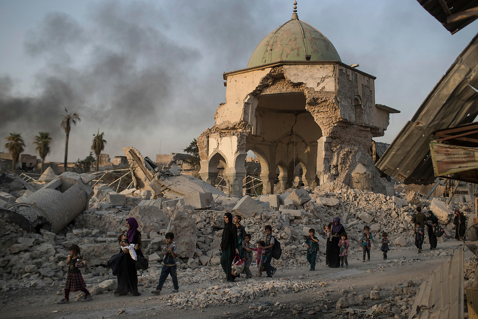 Mosul (Photo: AP)