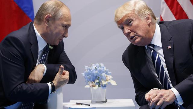 Путин и Трамп. Фото: АР