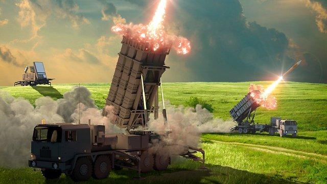 Комплексы Patriot. Фото: Raytheon (Photo: Raytheon)
