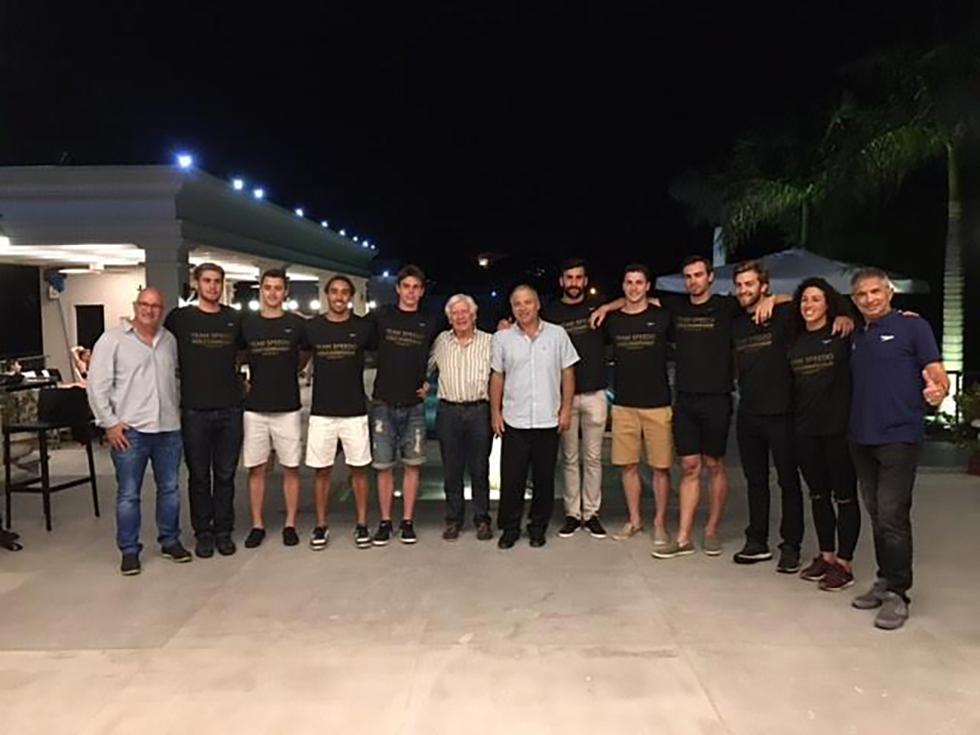 משלחת השחיינים בבית בן דרור