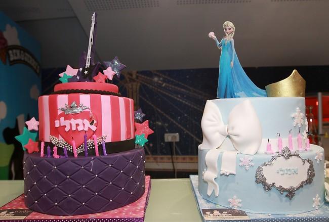 אולי אותו שם, אבל לכל נסיכה יש עוגה משלה (צילום: ענת מוסברג)