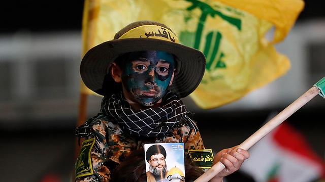 Hezbollah (Photo: AP)