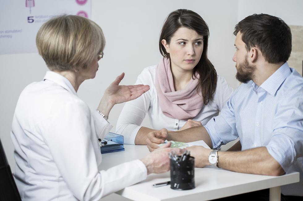 ורד ואיתן הגיעו אליי כדי לעבוד ברצינות על הבעיות שלהם (צילום: Shutterstock) (צילום: Shutterstock)