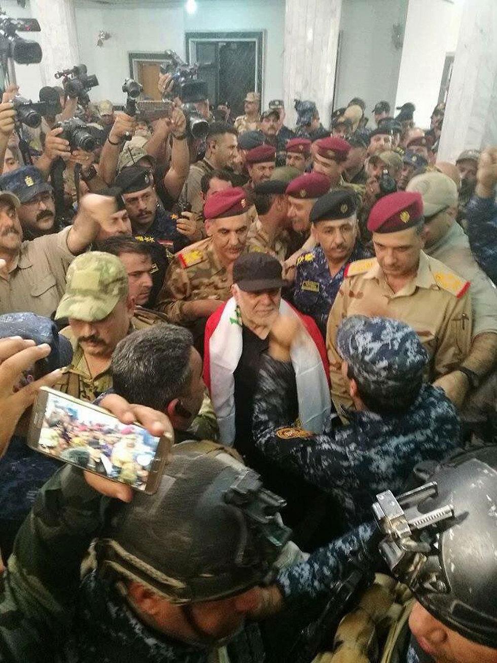 ראש ממשלת עיראק במוסול ()
