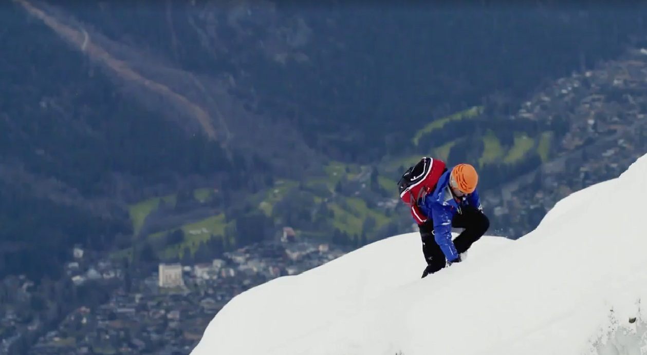 במעלה ההר: הרי האלפים הצרפתים