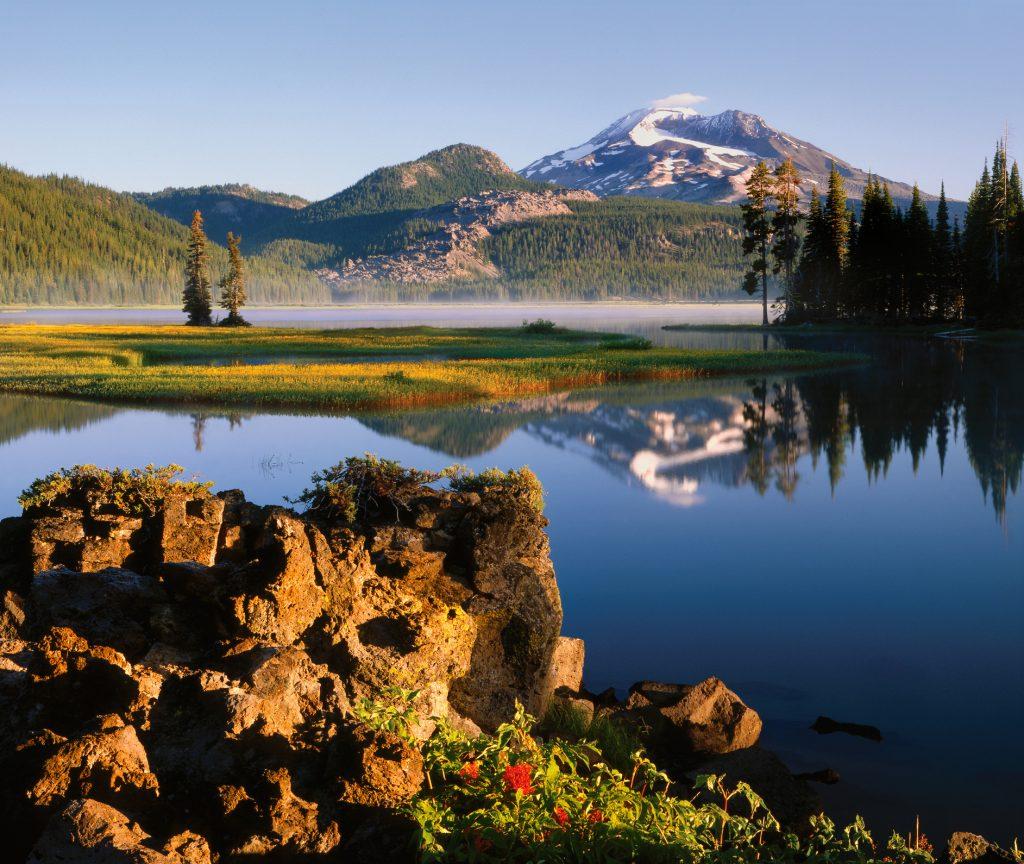 שמורות הטבע היפות באורגון: עכשיו יהיו שמורות מתמיד