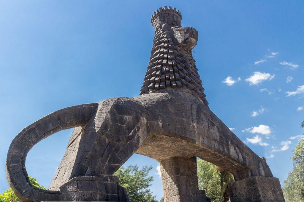 אחד הממצאים בעיר החדשה - עתיקה שהתגלתה באתיופיה