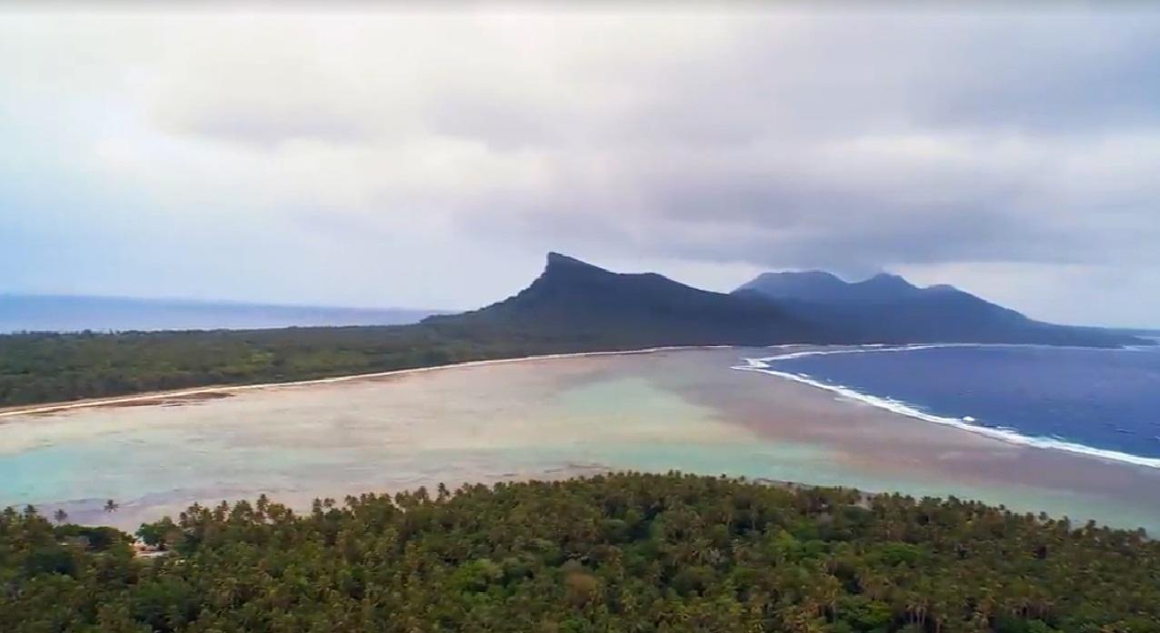 היסטוריה מעורפלת ונוף לא רגיל: קבוצת האיים ונואטו