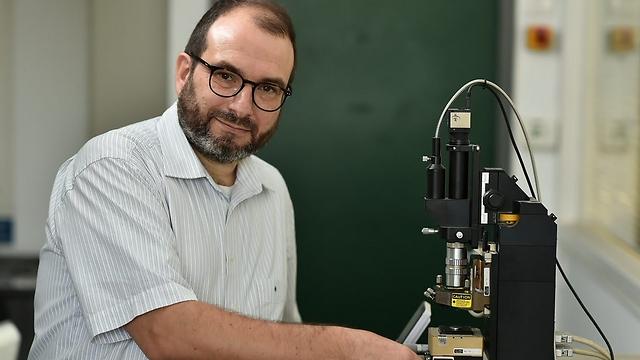 פרופ' יוג'ין רבקין (צילום: דוברות הטכניון) (צילום: דוברות הטכניון)