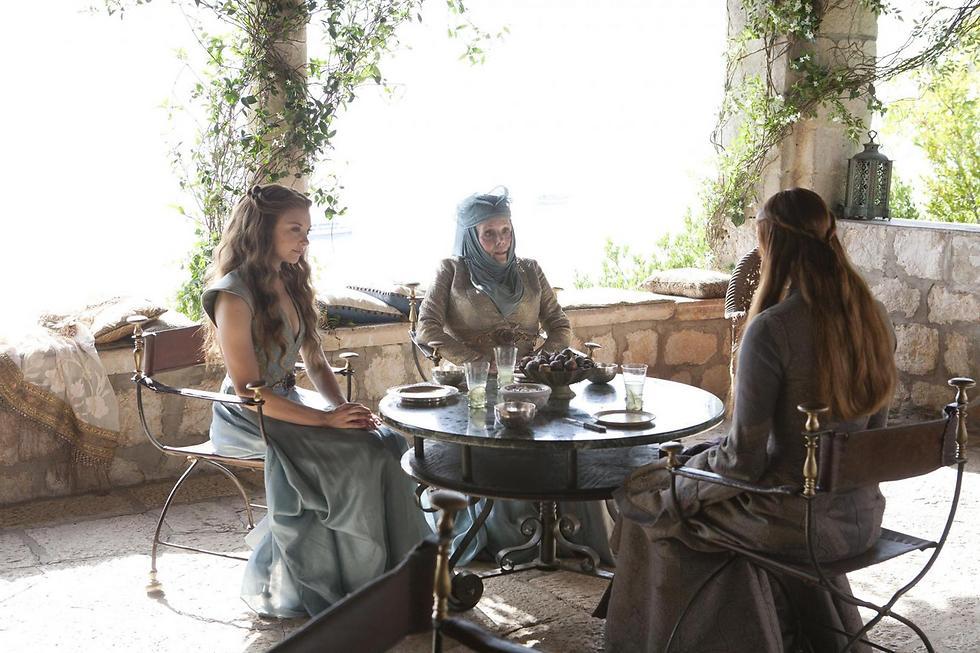 נכנסה עוגת לימון - יצא סוד (צילום: באדיבות HBO)
