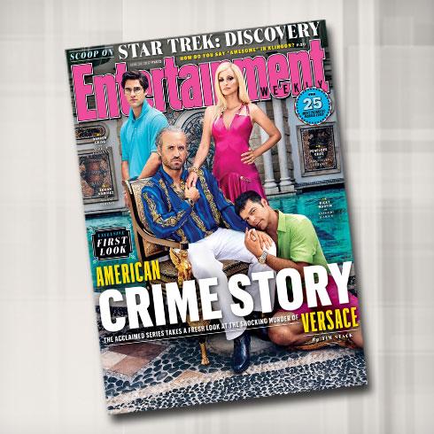"""כוכבי """"סיפור פשע אמריקאי: ההתנקשות בג'יאני ורסאצ'ה"""""""