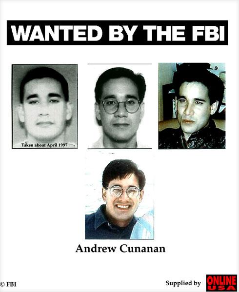 """""""אני מאמין שאנדרו קונאן רצח את ג'יאני ורסאצ'ה כי הוא קינא באורח החיים שלו"""", הסביר ג'ון וולש, המנחה הוותיק של סדרת הטלוויזיה America's Most Wanted (צילום: Gettyimages)"""