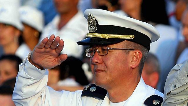 Maj. Gen. (res.) Eliezer Marom (Photo: Gil Nechushtan) (Photo: Gil Nachshoni)