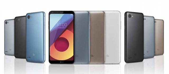 LG Q6 (צילום: LG)