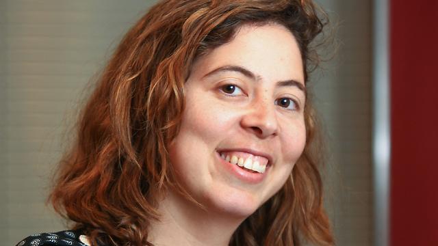 """למידה יצירתית וחווייתית. ד""""ר דנה בר-און (צילום: אוניברסיטת תל אביב)"""