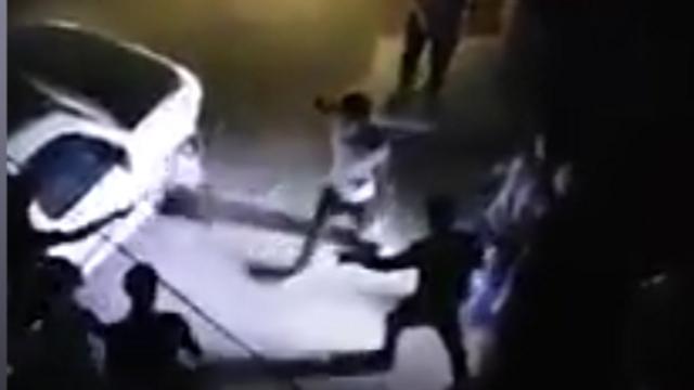 Overnight clashes in Jenin