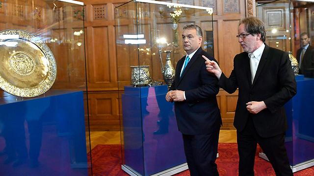 Prime Minister Viktor Orban (Photo: AP)