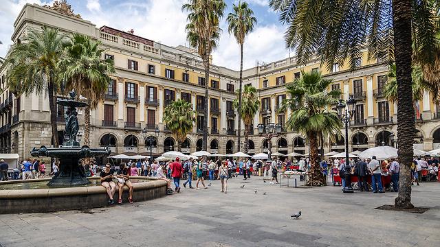 ברצלונה חודש אחרי אירוע הטרור: מחשבים מסלולים מחדש (צילום: shutterstock)