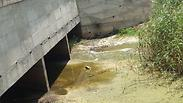 Gaza sewage water polluting Israeli groundwater