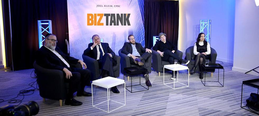 """""""אנחנו מאוד סלקטיבים בנוגע למשקיעים שלנו"""". צוות BizTank"""