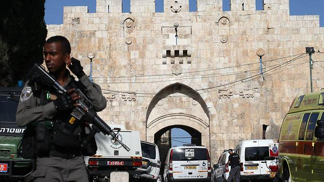 В Старом городе Иерусалима. Фото: Охад Цвайгенберг