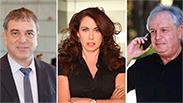 Photo: Yuval Hen, Eli Dasa and Orel Cohen